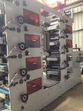 Machine d'impression flexo deux tour avec 8 couleur