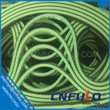 Пояс зеленого покрытия приурочивая для машины упаковки