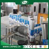 Máquina de etiquetado de pegamento caliente de la línea de producción de agua