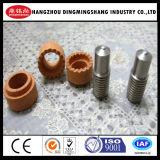 UF ceramische Metalen kap ISO13918