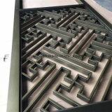 Design moderne Découpé par laser Coupe écran Metal Divider