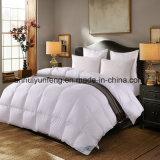 Dell'albergo di lusso del cotone dell'oca Comforter caldo eccellente 100% giù