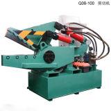 Pour de cisaillement hydraulique automatique de la ferraille de cisaillement de l'aluminium de la machine en acier-- (Q08-100)
