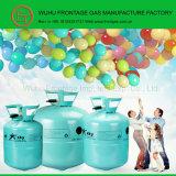 0.4 Cubic Meter Portable Balloon Kit Cilindro descartable Tanque de hélio