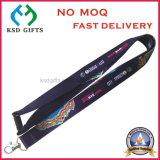 El bordado personalizado de poliéster/Jacquard y tejido de Terylene Cordón sin MOQ
