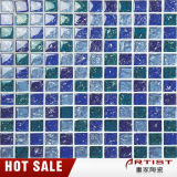Black and Gray Color Crack Glass Crystal Mosaic