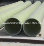 Tubo del tubo GRP del tubo FRP del plástico reforzado fibra de vidrio