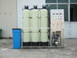 Usine inoxidable de traitement des eaux de Steel/FRP avec le système 2000L/H de RO
