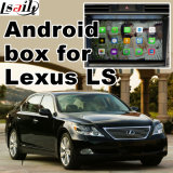 Android Navigation Box for Lexus Ls460 Ls600hl 2005-2009 Video Interface Box Rear and 360 Panorama Optional