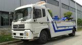 Precio resistente del camión de auxilio de Dongfeng 180HP