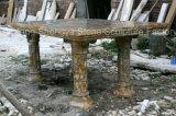 정원 테이블 대리석 테이블 유럽 테이블 Mt 018
