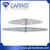 (HY821) Tipo placcato zinco cerniera del ferro T