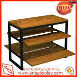 Wood Display Rack Wooden Display Table