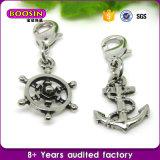 Charme van het Anker van de Juwelen van de Legering van het Metaal van de Prijs van de fabriek de Zilveren voor het Maken van Juwelen