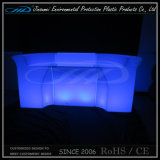 PE 바 대중음식점을%s 물자 재충전용 16의 색깔 LED 가구