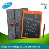 図形タブレット、子供の消去可能な製図版、LCDの執筆タブレット8.5インチのデジタルメモ帳