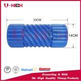 elica vuota della strumentazione di forma fisica del rullo della gomma piuma di 14*33cm