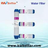 """Cartuccia di filtro attivata granulare dall'acqua del carbonio di GAC 10 """" 20 """""""