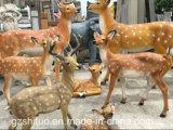 조각품은 사슴의 조각품의 조각품의 조각품의 조각품에 의해 한다