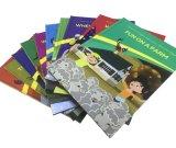 英語を学ぶための教育の児童図書の印刷