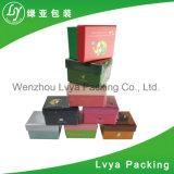 Contenitore di carta impaccante cosmetico su ordinazione di casella