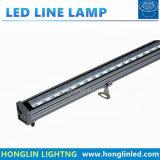 1000mm 10W12W Arruela de parede LED com decoração exterior