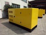 80kVA 64kwcumminsの水によって冷却される無声ディーゼル発電機セット