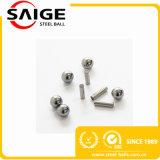 Esferas G100 do SUS 316L 6.0mm do aço inoxidável