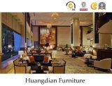 Size 5つの星の贅沢な現代ホテル王の客用の寝室の家具(HD877)
