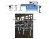 Hohe Leistungsfähigkeits-Bilderrahmen CNC Doppel Auatomatic sah Ausschnitt-Maschine