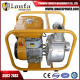 De 3 pulgadas de alta calidad (80mm) Robin motor de gasolina bomba de agua de 5 CV