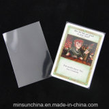 Karten-Hülsen des Drucken-Kunststoffgehäuse-OPP für Spiel-Karten