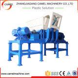 Doppelte Welle-Reißwolf-Maschine/zerreißende Plastikmaschine für Verkauf/stark Plastikreißwolf
