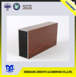 Profili di legno della lega di alluminio per decorativo