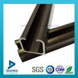Profilo pesante dell'alluminio della guida della pista della finestra del portello di alta qualità