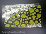 Incandescenza nell'autoadesivo luminoso dell'epossidico della resina dell'autoadesivo di cristallo scuro del Rhinestone (TSL-01)