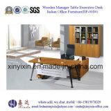 中国(BF-002#)からの優雅な主任の事務机の木の家具