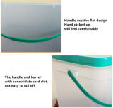 HDPE/PPの食糧安全で明確なプラスチック収納箱
