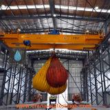 sacos enchidos água do peso 12.5t para o teste de carga do guindaste e do turco