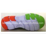 Chaussures d'enfants pour la fille pour le garçon avec le haut de Flyknit