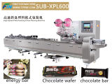 Machine à emballer multifonctionnelle à grande vitesse du palier F-Xpl600