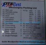 Система Ultrasurgery ультразвукового Woodpecker хирургии косточки Piezo