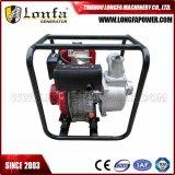Pompe à eau motorisée à moteur diesel de 3 po (80 mm) pour irrigation agricole / jardin