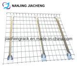 Gegalvaniseerd Geflakkerd die Netwerk Decking in de Straal van de Doos of van de Stap wordt gebruikt