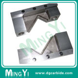 Metal especial fazendo à máquina da forma do RUÍDO do CNC que encontra o jogo do bloco