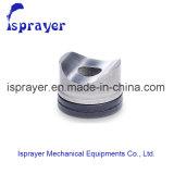 Extremidad del acero inoxidable/asiento de alta presión privados de aire de la boquilla