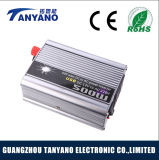 Inversor da potência da freqüência de DC12/24V 500W com USB