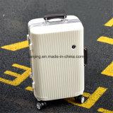 アルミニウムABSトロリー箱の習慣のダイヤル錠旅行荷物のスーツケース