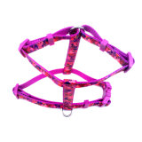 Custom Easy Walking Ajustable Dog Pet Harnesses pour petits chiens