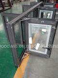 Indicador de alumínio de vidro Tempered da qualidade de Foshan Woodwin o melhor com tela dos Ss